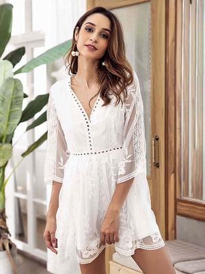 Платье белое   5157881