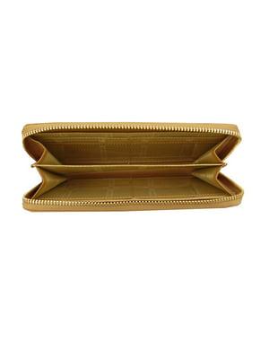Гаманець-клатч коричневий | 5156209