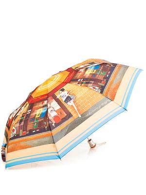 Зонт-полуавтомат | 5156411