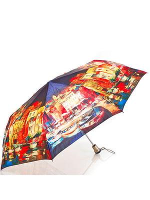 Зонт-полуавтомат | 5156423