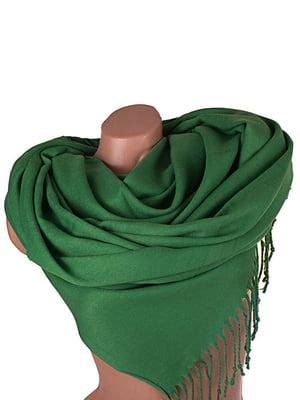 Палантин зелений | 5156556
