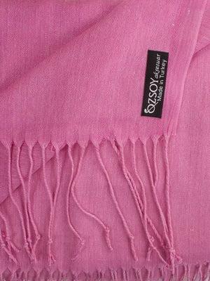 Палантин рожевий | 5156719