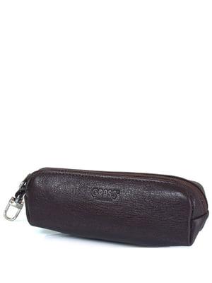 Ключница темно-коричневая | 5157059