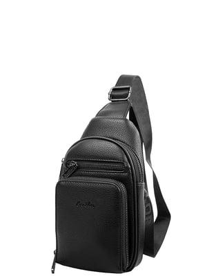 Сумка-рюкзак черная | 5157511