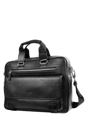 Портфель чорний | 5157609