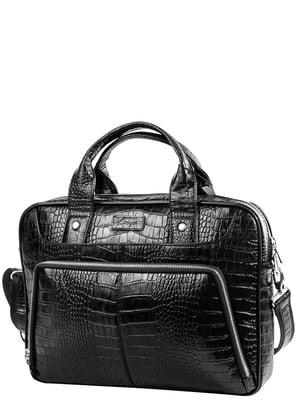 Портфель черный | 5157641