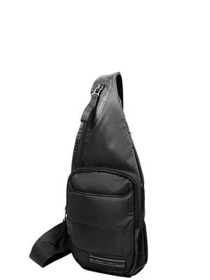 Рюкзак чорний | 5157754