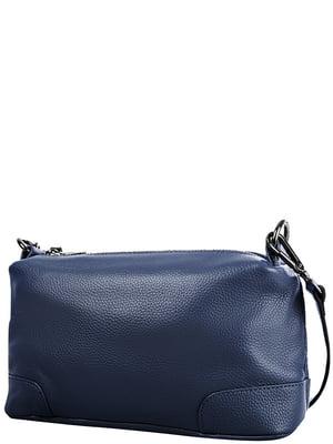 Сумка-клатч синя | 5157824