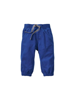 Брюки синие | 5153766