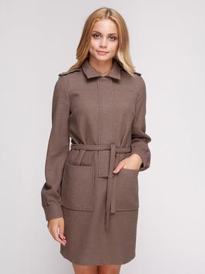Сукня коричнева | 5153176