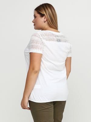 Блуза біла | 5159721