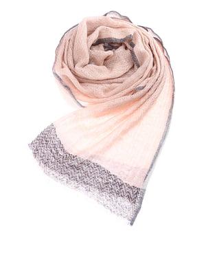 Шарф рожевий | 5159732