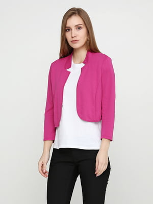 Жакет рожевий | 5160416