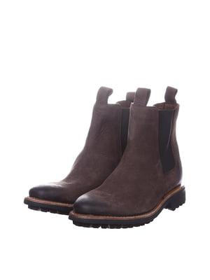Черевики коричневі - Blackstone - 5160489