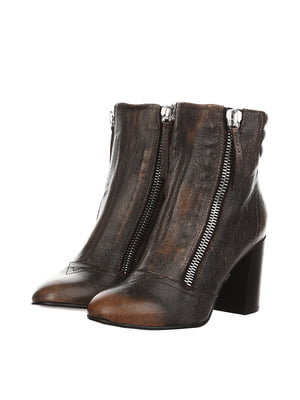 Черевики коричневі   5160529