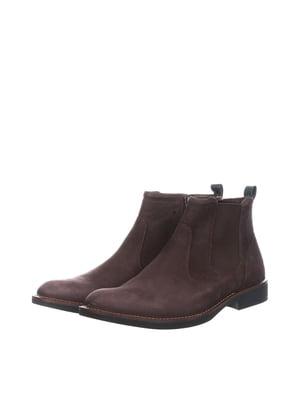 Черевики коричневі - ECCO - 5160604