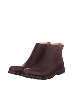 Черевики коричневі - ECCO - 5160649