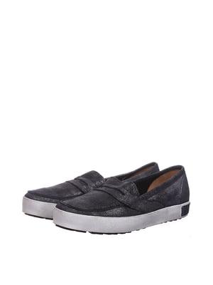 Мокасини сірі - Blackstone - 5160732