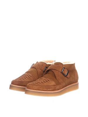 Ботинки коричневые | 5160745