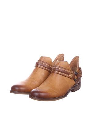 Черевики коричневі   5160753