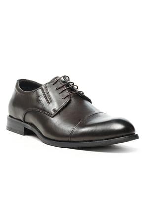 Туфли коричневые | 5154333