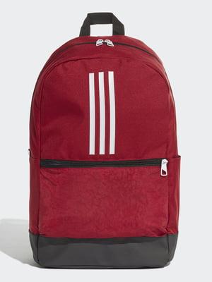 Рюкзак бордовий | 5136118