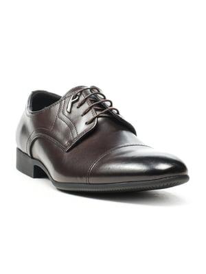 Туфли коричневые | 5154311