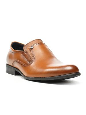 Туфли коричневые | 5154272