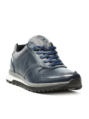 Кроссовки синие | 5143209