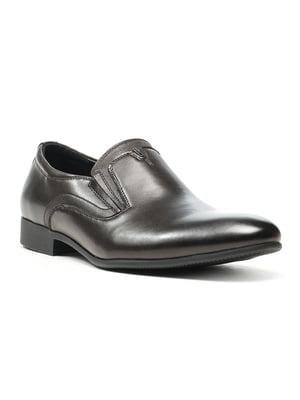 Туфли коричневые   5160836