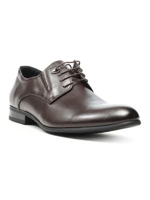 Туфли коричневые | 5154318