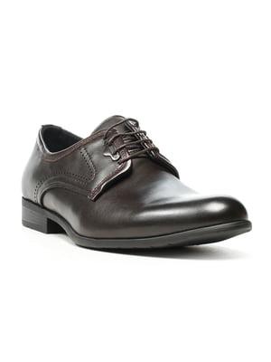 Туфлі коричневі | 5154279