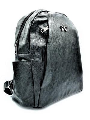 Рюкзак чорний | 5161917