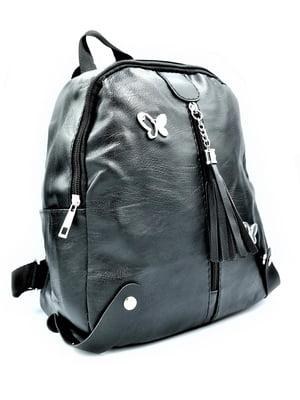Рюкзак чорний | 5161920