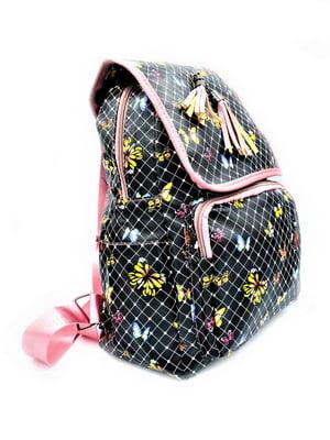 Рюкзак чёрный | 5161930