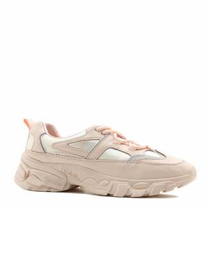 Кроссовки розовые | 5162147
