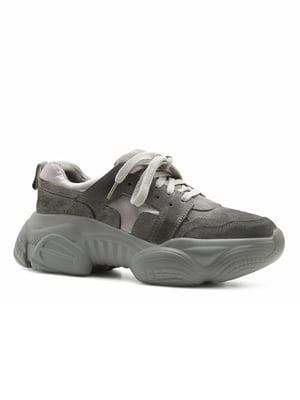 Кросівки сірі | 5162159
