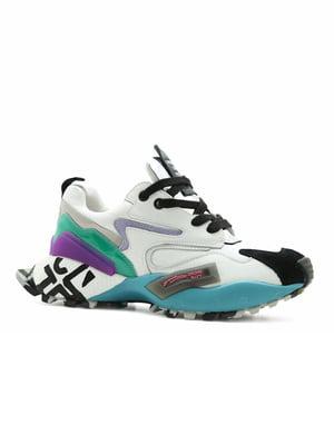 Кросівки різнокольорові | 5162169