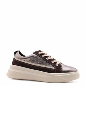 Кросівки бронзового кольору | 5162183