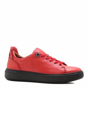 Кросівки червоні  | 5162223