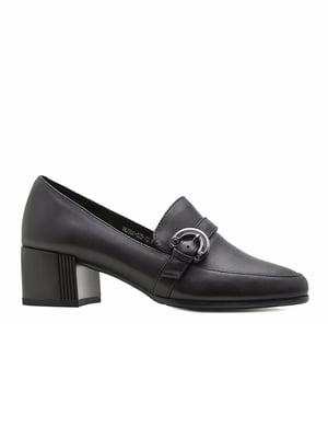 Туфлі чорні | 5162267