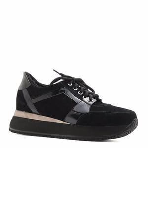 Кроссовки черные | 5162280