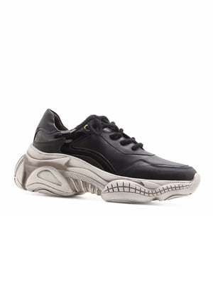 Кроссовки черные | 5162281