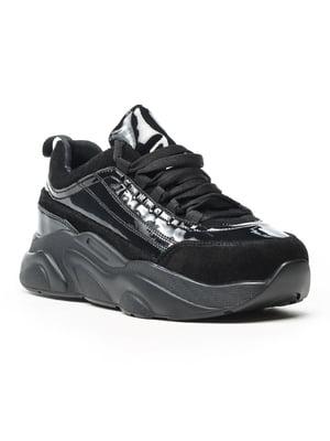 Кроссовки черные | 5161827