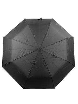 Зонт автомат черный | 5162823