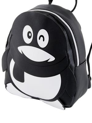 Рюкзак чорний | 5142141