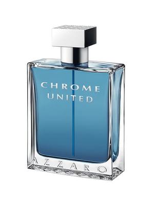 Туалетна вода «Chrome United» (1.2 мл) | 5154241