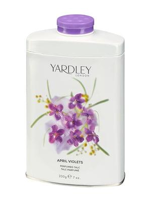 Тальк April Violets (200 г)   5117116