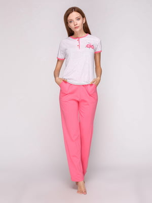 Піжама: футболка і штани | 5159267