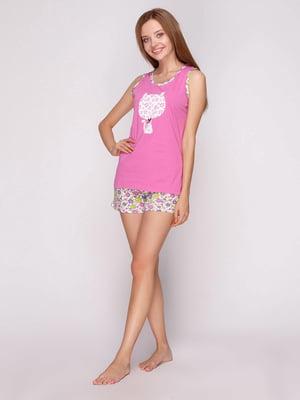Піжама: футболка і шорти   5159219